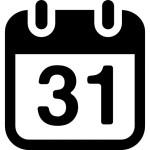 kalender-dagelijkse-pagina-op-dag-31_318-51096