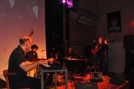 Tango Podium Bloos tijdens Open Monumentendagen Breda 2015